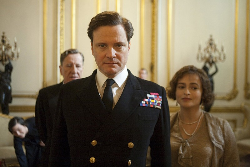 Colin Firth stars in