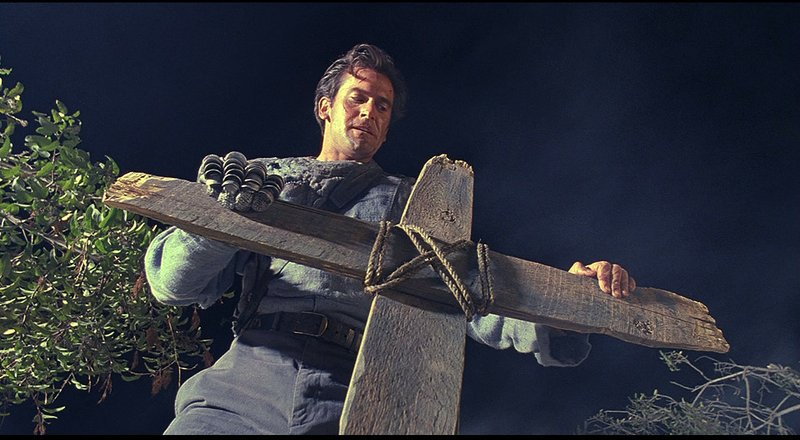 Bruce Campbell as Ash in