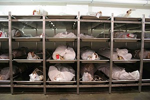 Photo for LA Times: Death Investigations Upended By Organ Collection Prior To Autopsies