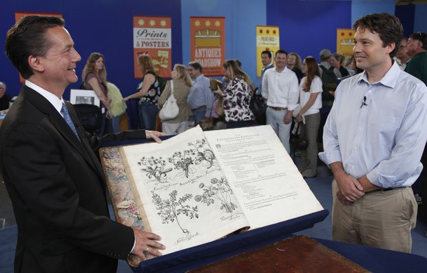 At ANTIQUES ROADSHOW in San Diego, this guest learns from appraiser Martin Ga...