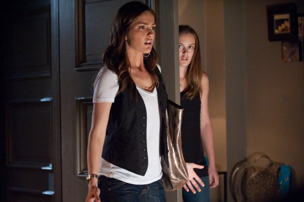 """Minka Kelly and Leighton Meester star in """"The Roommate."""""""