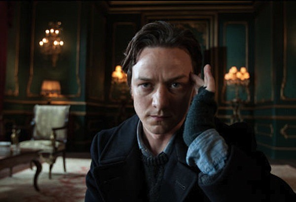 James McAvoy stars in