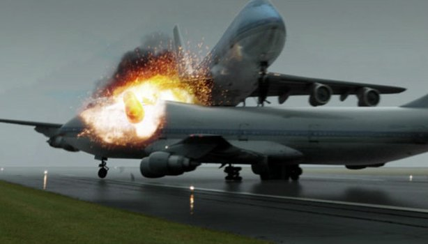 Boeing 747 Crash Boeing 747 Crash Crash of Two