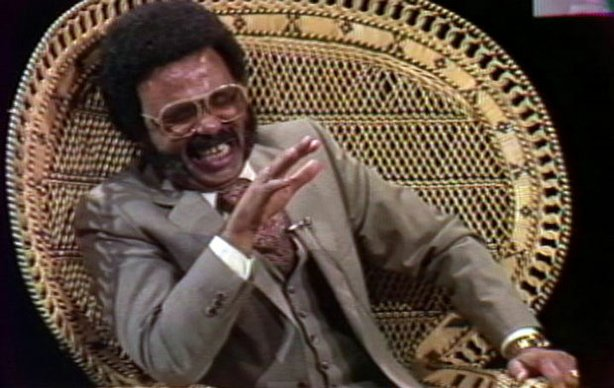 America's original shock-jock, Petey Greene