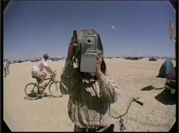 """Burning Man MCMXCIV"" is one of the films showcased at the San Diego Burning ..."