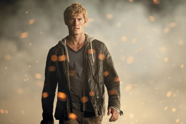 "Alex Pettyfer stars in ""I Am Number Four."""
