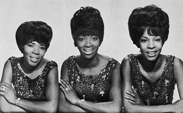 Martha and the Vandellas, one of the most successful groups of the Motown-era...
