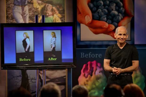 "Dr. Daniel Amen hosts ""The Amen Solution: Thinner, Smarter And Happier."""