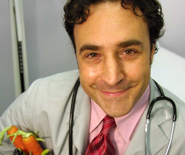 John La Puma, MD (pictured) is the leading physician voice for healthy eating...