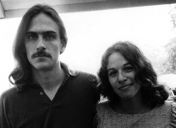 James Taylor and Carole King