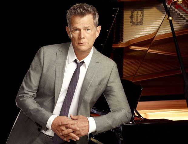 Promotional photo of David Foster. Foster — who has been nominated for an unp...