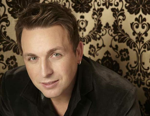 Promotional photo of artist Johnny Reid. Now living in Nashville, the Scottis...