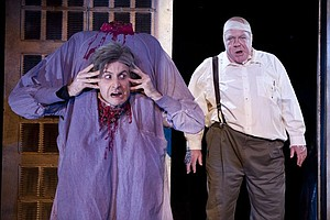 Review: 'Re-Animator: The Musical'