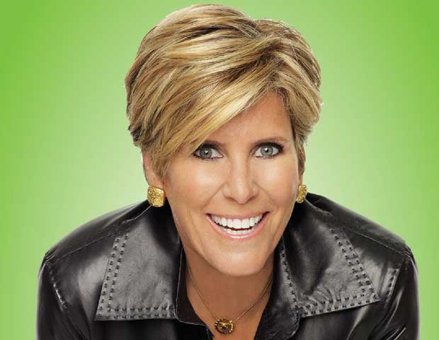 Suze Orman, two-time Emmy Award-winning television host, New York Times mega ...