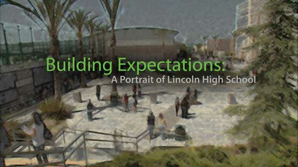 "Title graphic for Envision San Diego's television documentary, ""Building Expe..."