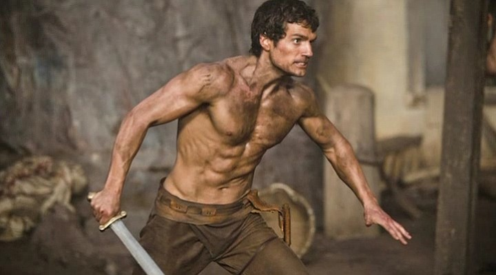 Henry Cavill stars as Theseus in Tarsem Singh's