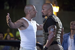 Review: 'Fast Five'