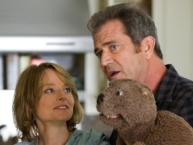 Jodie Foster, Mel Gibson, and
