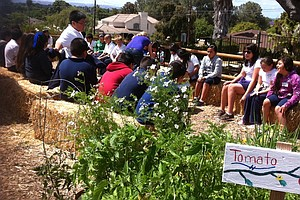 San Diego Offers Free Gardening Classes To Produce Health...