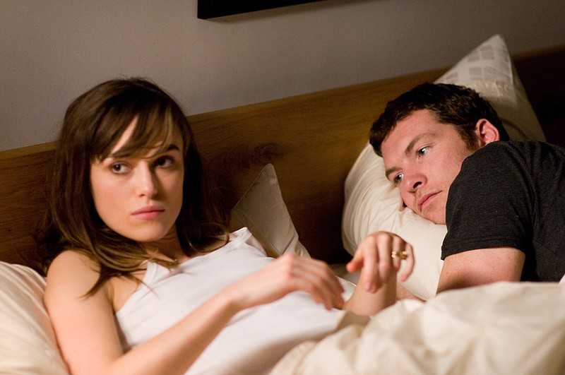 Keira Knightley and Sam Worthington are a couple whose marriage is about to h...