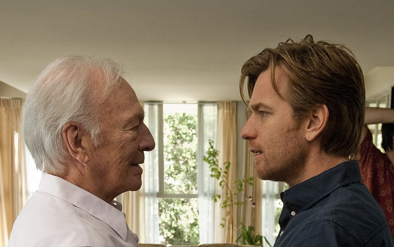 Christopher Plummer and Ewan McGregor star as father and son in