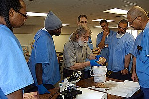 Inside San Quentin, Inmates Go To College