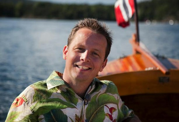 Award-winning TV host, food journalist and cookbook author Andreas Viestad