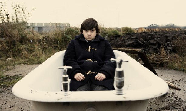 "Craig Roberts stars as the troubled Oliver Tate in ""Submarine."""