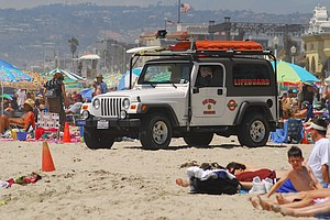 Lifeguards Bracing For Warmest, Busiest July 4th Weekend In Years