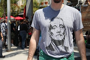 UPDATED! Best T-Shirts At Comic-Con, 2011