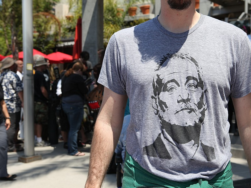 This Bill Murray t-shirt is one of my favorites.