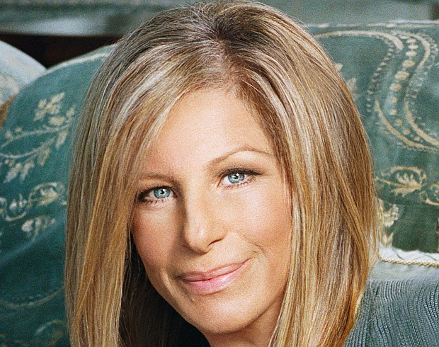 Promotional photo of Barbra Streisand.