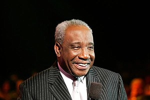 Soul Singer Jerry Butler, Still Strong, Still Surviving