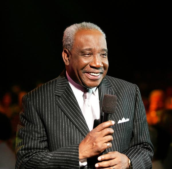 Veteran soul singer Jerry Butler gives a rare performance in San Diego - Satu...