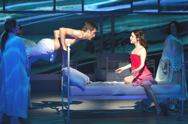 """Sleeping Beauty Wakes"" is on stage at the La Jolla Playhouse through August ..."