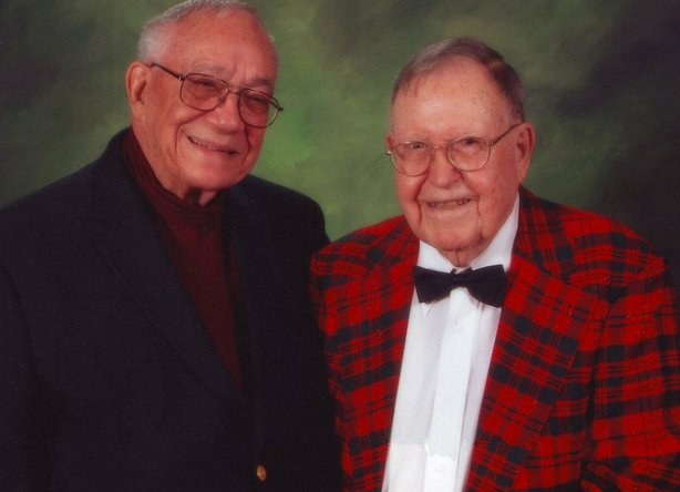 "John Dapper and Lyman Hallowell are the subject of the short film ""Johnny and Lyman: A Life Together."""
