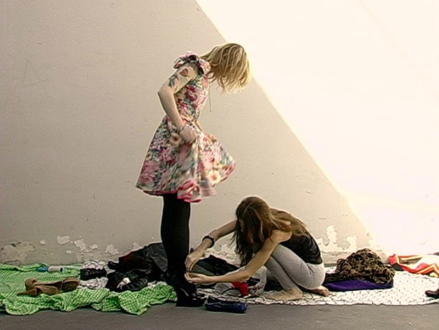 Cathy Alberich's fashion documentary