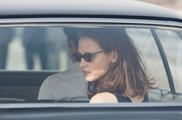 """Jessica Chastain stars as a Mossad agent in """"The Debt."""""""