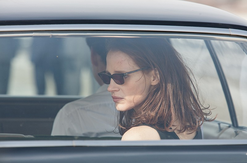 Jessica Chastain stars as a Mossad agent in