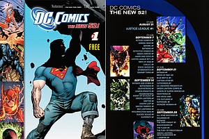 Entertainment News: The DC New 52