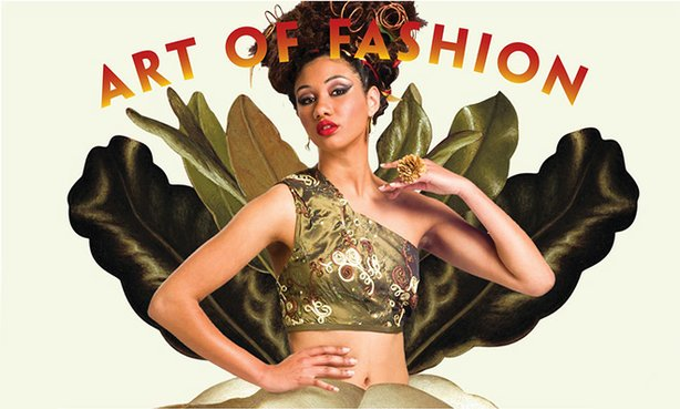 The Art of Fashion at the Timken Museum.