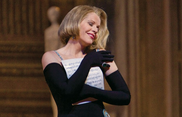 Renée Fleming sings one of her signature roles, the elegant Countess in