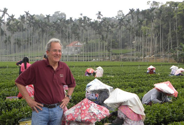 Host Joseph Rosendo explores the mystery and majesty of tea in Taiwan.