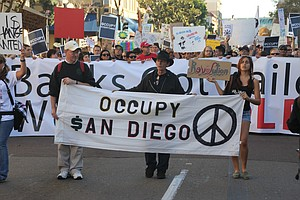 Occupy San Diego Marks Six Month Anniversary