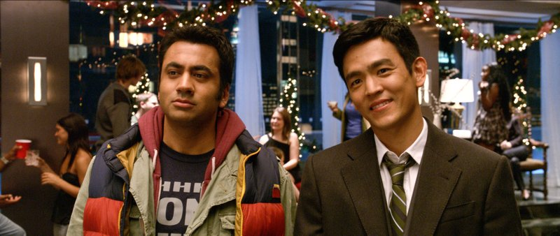 Kal Penn and John Cho reunite for