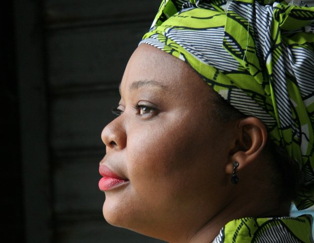 Leymah Gbowee, featured Liberian activist in
