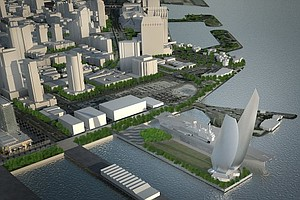 What Do You Think Of Proposed Wings For Navy Pier?