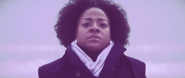 "Sharon Jones in her video for ""I Learned the Hard Way."""