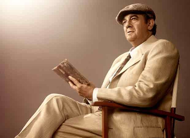 "Placido Domingo as Pablo Neruda in ""Il Postino From LA Opera."""
