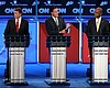 At GOP Security Debate, Gingrich's Tolerance On Immigration Stands Out